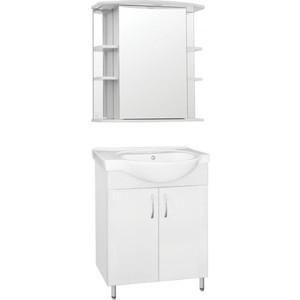 Фото - Мебель для ванной Style line Эко Стандарт №23 белая мебель для ванной style line эко стандарт 90 26 белая напольная