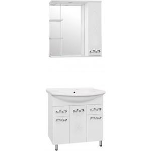 Мебель для ванной Style line Венеция 75 белая