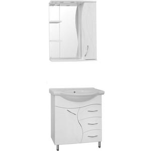 Мебель для ванной Style line Амелия 75 белая мебель для ванной comforty