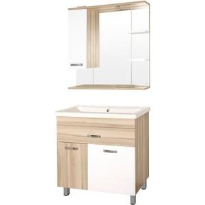 Мебель для ванной Style line Ориноко 80 белая