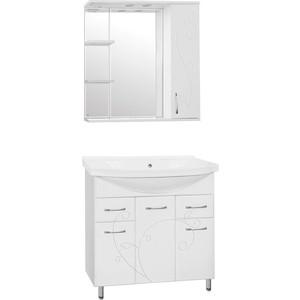 Фото - Мебель для ванной Style line Эко Фьюжн №26 белая мебель для ванной style line эко стандарт 90 26 белая напольная