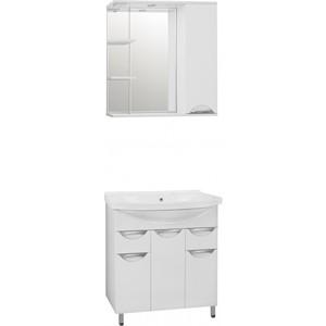 Мебель для ванной Style line Жасмин 80 белая