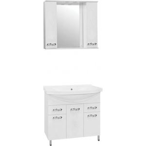 Мебель для ванной Style line Венеция 90 белая