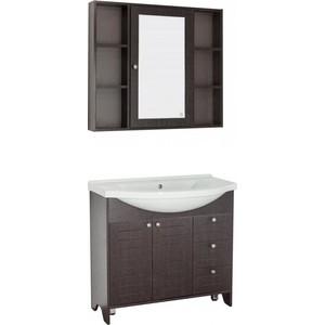 Мебель для ванной Style line Кантри 90 венге
