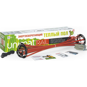 Теплый пол UNIMAT RAIL-0100 M original 5130 0100 connector