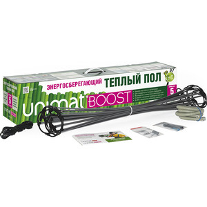 Теплый пол UNIMAT BOOST-0100 original 5130 0100 connector