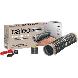 Теплый пол CALEO PLATINUM 50/230-0,5-2,0