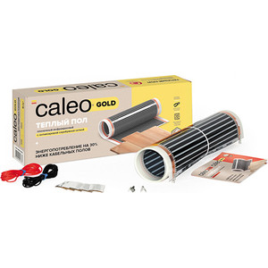 Теплый пол CALEO GOLD 230-0,5-1,0 цена и фото