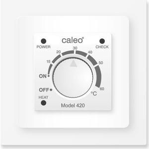 Терморегулятор CALEO CA 420 с адаптерами