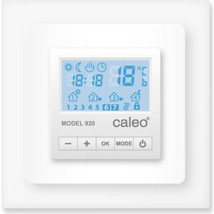 Терморегулятор CALEO CA 920 с адаптерами
