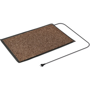 Греющий коврик CALEO Г-К коричневый