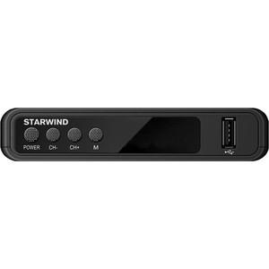 Тюнер DVB-T2 StarWind CT-120 цена