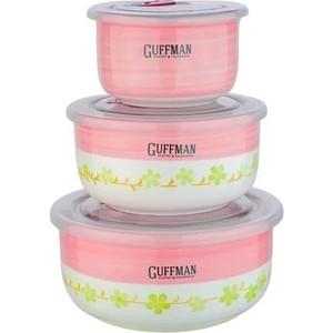 Набор контейнеров для хранения продуктов Guffman (C-06-021-PF)