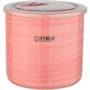 Керамическая банка с крышкой Guffman (C-06-009-P)