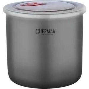Керамическая банка с крышкой Guffman (C-06-014-GR)