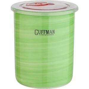 Керамическая банка с крышкой Guffman (C-06-001-G)