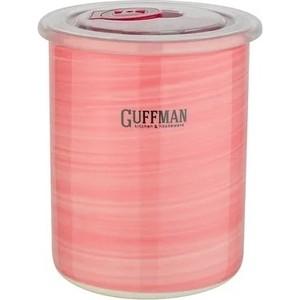 Керамическая банка с крышкой Guffman (C-06-002-P)