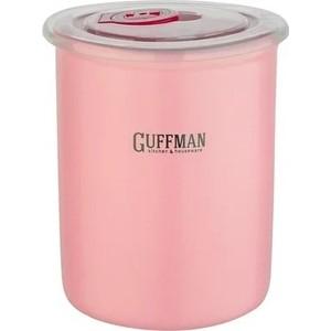 Керамическая банка с крышкой Guffman (C-06-007-P)