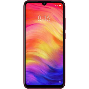 Смартфон Xiaomi Redmi Note 7 3/32Gb Red смартфон xiaomi redmi 6 3 32gb blue