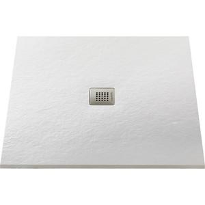 Душевой поддон Acquabella Base Slate белый 100x100 (PLATO_BASE_HUNDRED_SLATE_BLANCO_100x100)