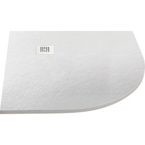 Душевой поддон Acquabella Base Slate белый 90x90 (PLATO_BASE_NINETY_SLATE_ANG_BLANCO_90x90) поддон для балконного ящика ingreen цвет белый длина 60 см