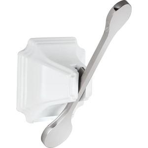 Крючок Elghansa Hermitage белый/хром (HRM-700-White/Chrome) смеситель elghansa 1622519 white белый