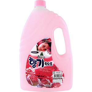 Кондиционер для белья Sandokkaebi Soft Aroma Цветочный, флакон 2,1 л