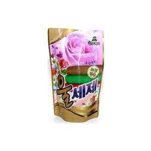 Средство для стирики Sandokkaebi деликатных тканей, шерсти, шелка Wool, 500 г