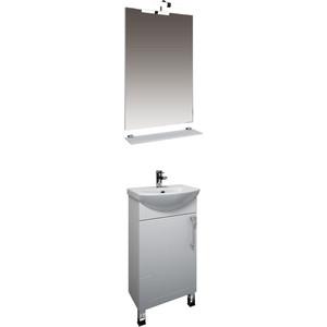 Мебель для ванной Triton Диана 45 белый L мебель для ванной triton