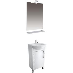 Мебель для ванной Triton Кристи 45 белый L