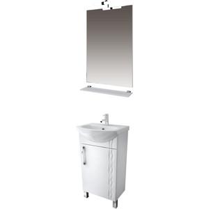 Мебель для ванной Triton Кристи 45 белый R triton мебель для ванной triton диана 70 r