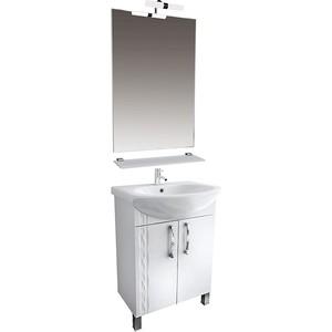 Мебель для ванной Triton Кристи 50 белый мебель для ванной triton