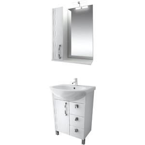 Мебель для ванной Triton Кристи 70 белый R