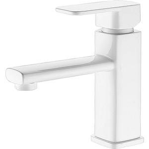 Смеситель для раковины Elghansa Mondschein White (1620235-White) смеситель для ванны elghansa mondschein white белый 5302235 white