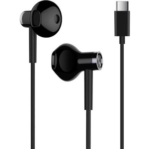 Наушники с микрофоном Xiaomi Mi Dual Driver Earphones Type-C Black