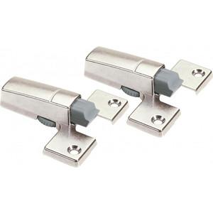 Доводчики Шатура Для полунакладных петель 2 шт (для прямых шкафов в спальнях) 482388