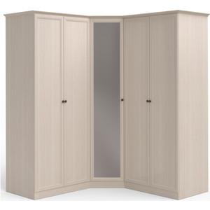 Шкаф угловой (2-х дверный + с зеркалом 2-х дверный) Шатура Camilla FU5-01.T8L 485893