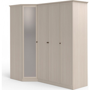 Шкаф угловой (угловой с зеркалом + 3-х дверный) Шатура Camilla FU5-01.T8L 485886