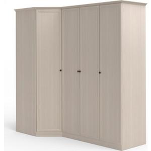 Шкаф угловой (угловой + 3-х дверный) Шатура Camilla FU5-01.T8L 485884
