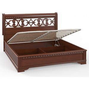 Кровать Шатура Dante AEA-02.Z1L 2-спальная с п/м (1800 мм) 484887