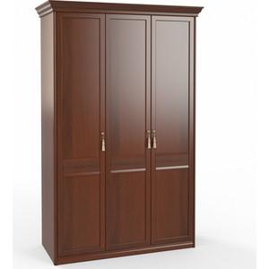 Шкаф 3-х дверный (1 + 2) Шатура Dante FU3-01.Z1L 484030 fsj 01 z1l шкаф 1 дв стекл 3 ящ щит полки шатура dante