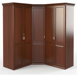 Шкаф угловой (2 + угловой+ 2) Шатура Dante FU5-01.Z1L угловая дверь левая 484109