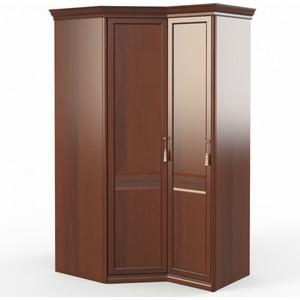 Шкаф угловой (угловой + 1) Шатура Dante FU5-01.Z1L двери левые 484048