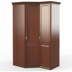 лучшая цена Шкаф угловой (угловой + 1) Шатура Dante FU5-01.Z1L двери правые, ограничитель 484049