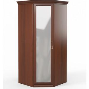 Шкаф угловой с зеркалом Шатура Dante FU5-01.Z1L 483997