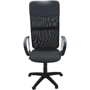 Кресло Союз мебель Сэмми ТГ крестовина пластик ткань комбинированная