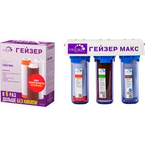 Фильтр Гейзер Макс прозрачный (16025 + 50091)