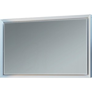 Зеркало 1Marka Marka One Romb 90 белый (4604613331542)