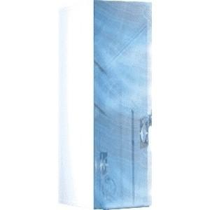 Пенал 1Marka Marka One Liriya 25 голубой мрамор (4604613334116)
