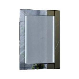 Зеркало 1Marka Marka One Glass 60 черный дикий камень (4604613331559)